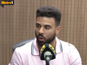 Read more about the article Papo com Tillé ( Rádio Metrópole) – Entrevista Bruno Dias
